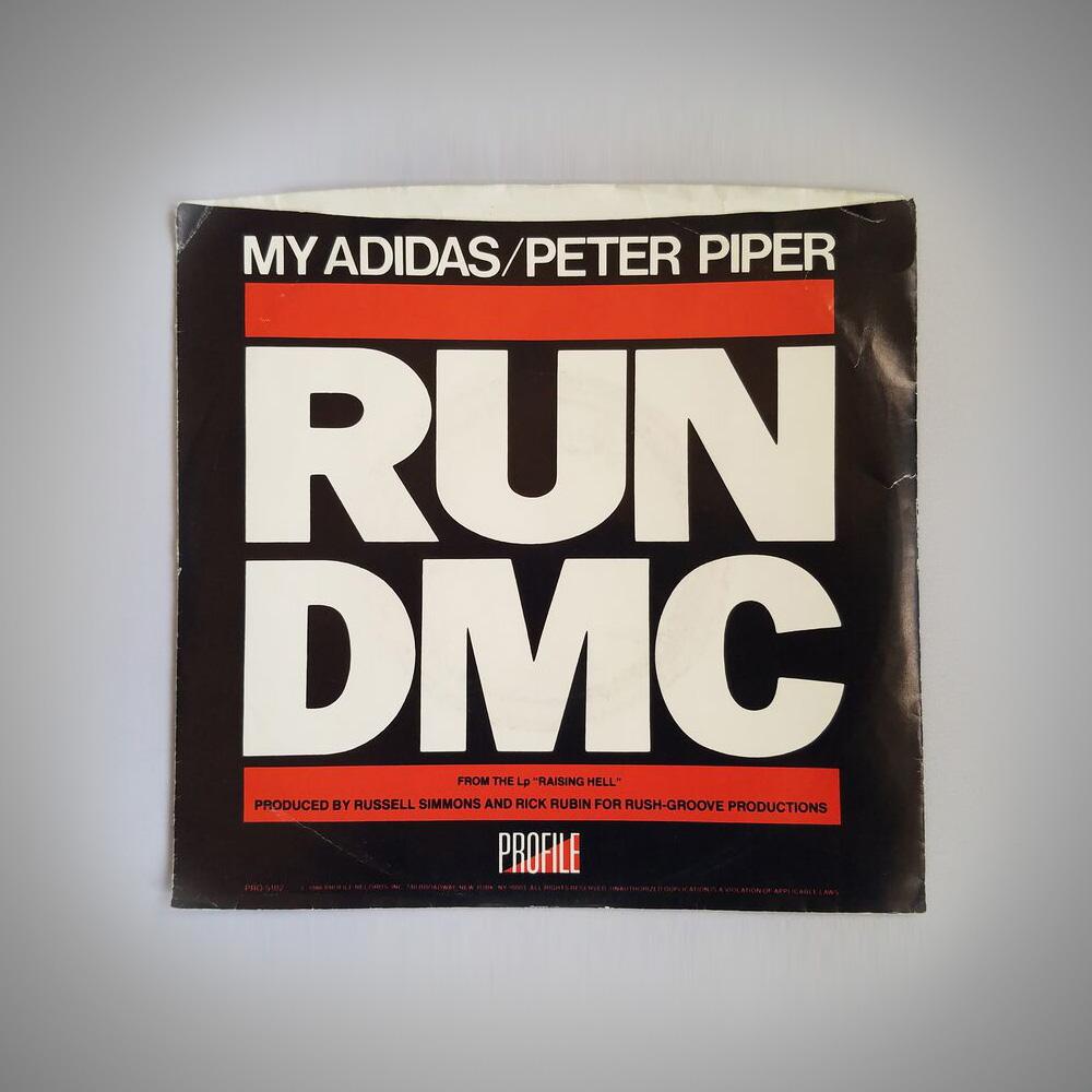 grand choix de 167f4 162a7 Run-D.M.C. – My Adidas / Peter Piper