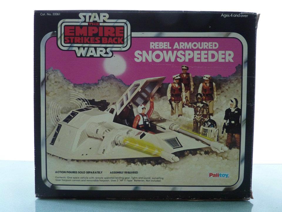 Palitoy Star Wars Snowspeeder