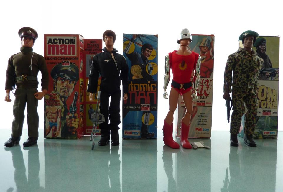 Palitoy Action Man
