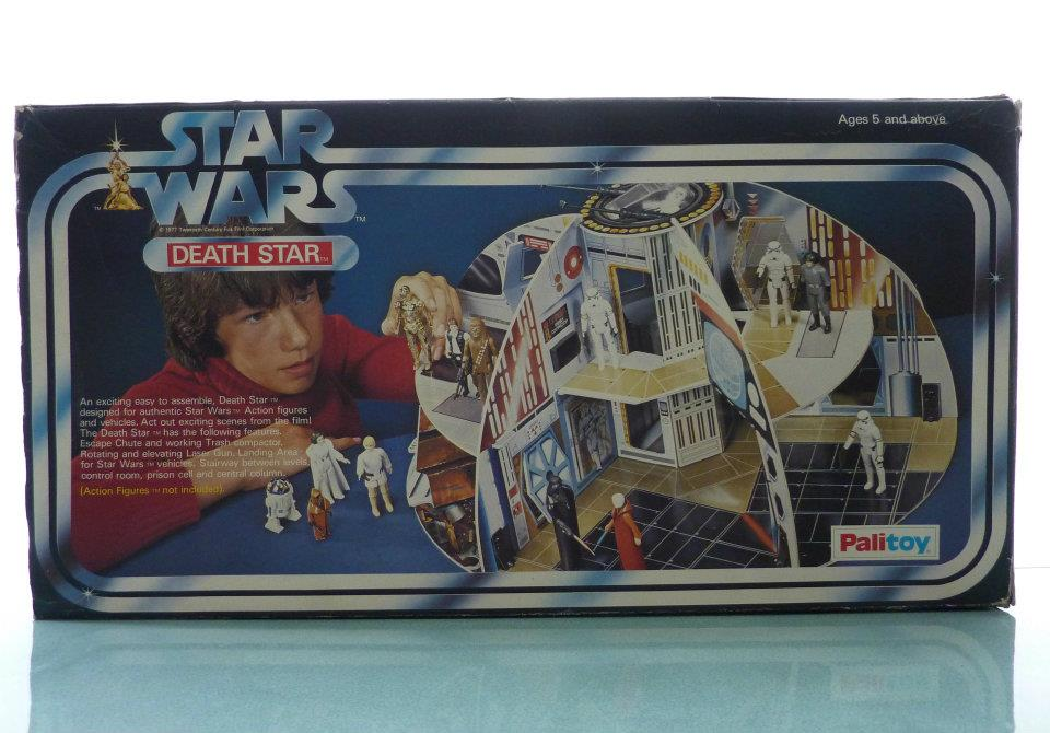 Palitoy Death Star