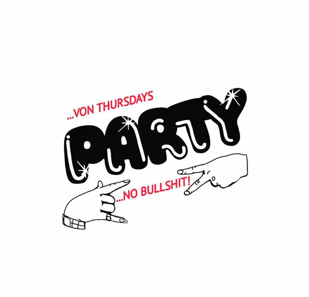 Von Party No Bullshit