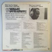 Willie Dynamite Back Cover