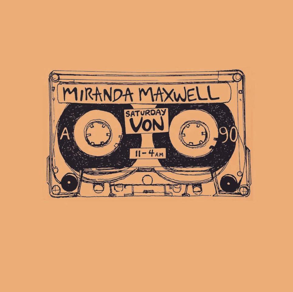 miranda maxwell cassette