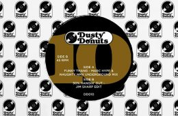 Dusty Donuts 10