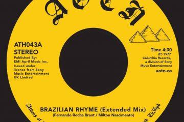 Earth Wind & Fire Brazilian Rhyme Extended 45