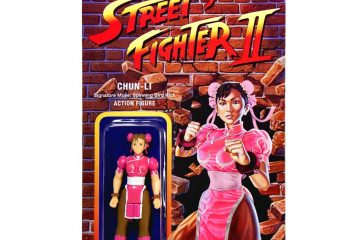 Chun Li Street Fighter Super7