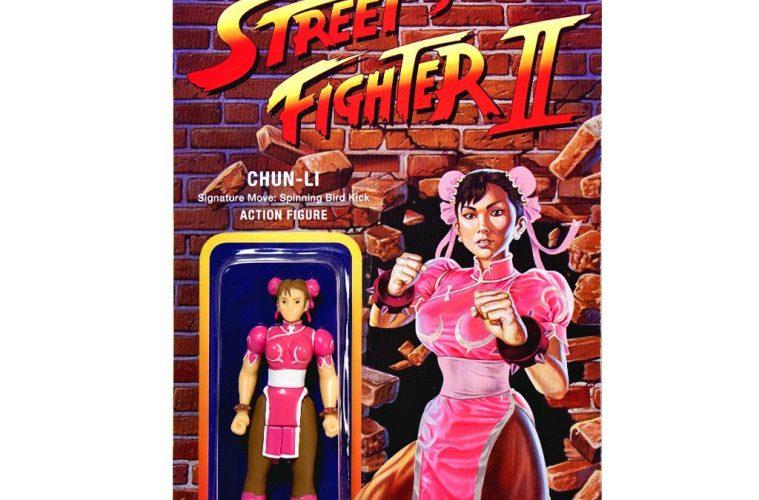 Chun Li Street Fighter Super7