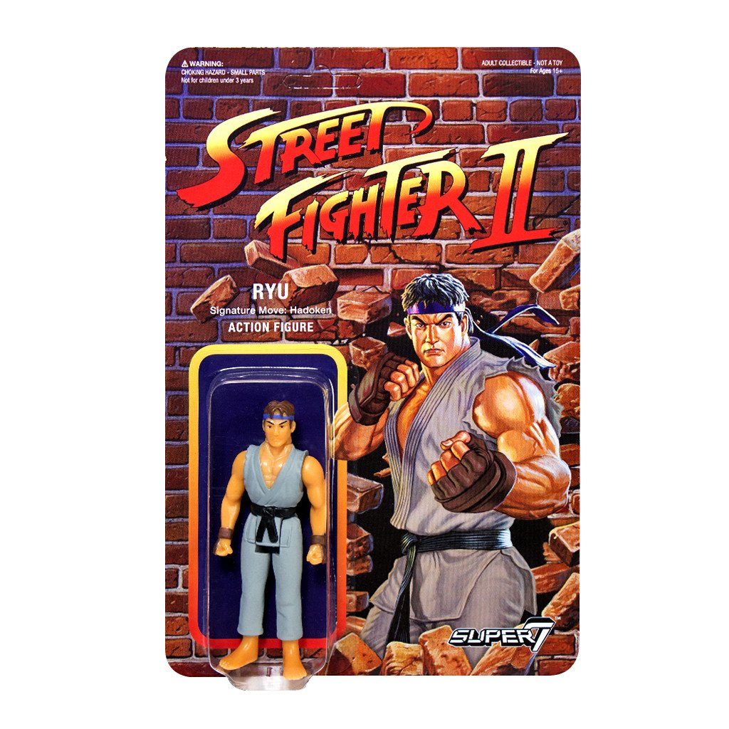 Ryu Street Fighter Super7