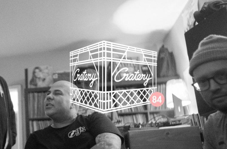 Supreme La Rock Talks Records At Cratery Nostalgia King