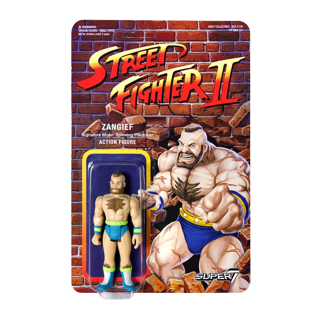 Zangief Street Fighter Super7