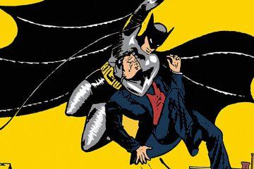 Bob Kane Batman