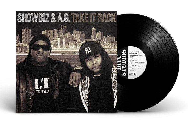 Showbiz AG Take It Back