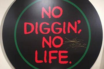 no diggin no life