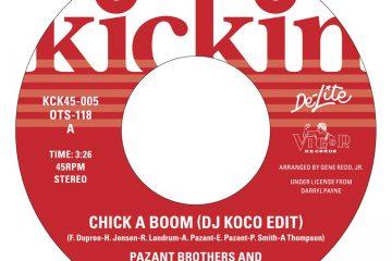 Chick A Boom DJ Koco