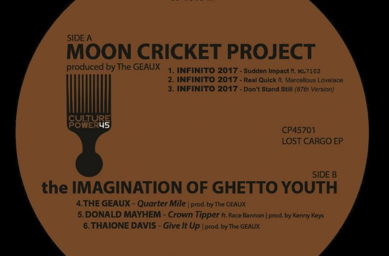 Culture Power45 Moon Cricket Project