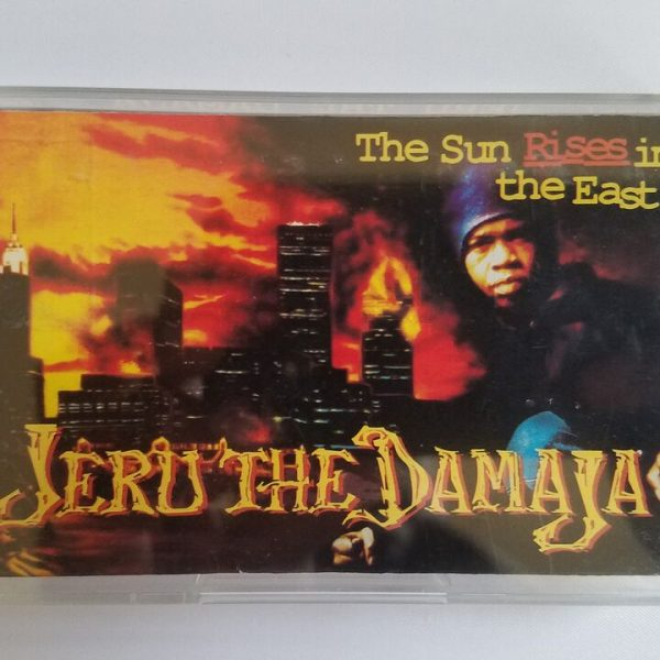 Jeru The Damaja The Sun Rises In The East