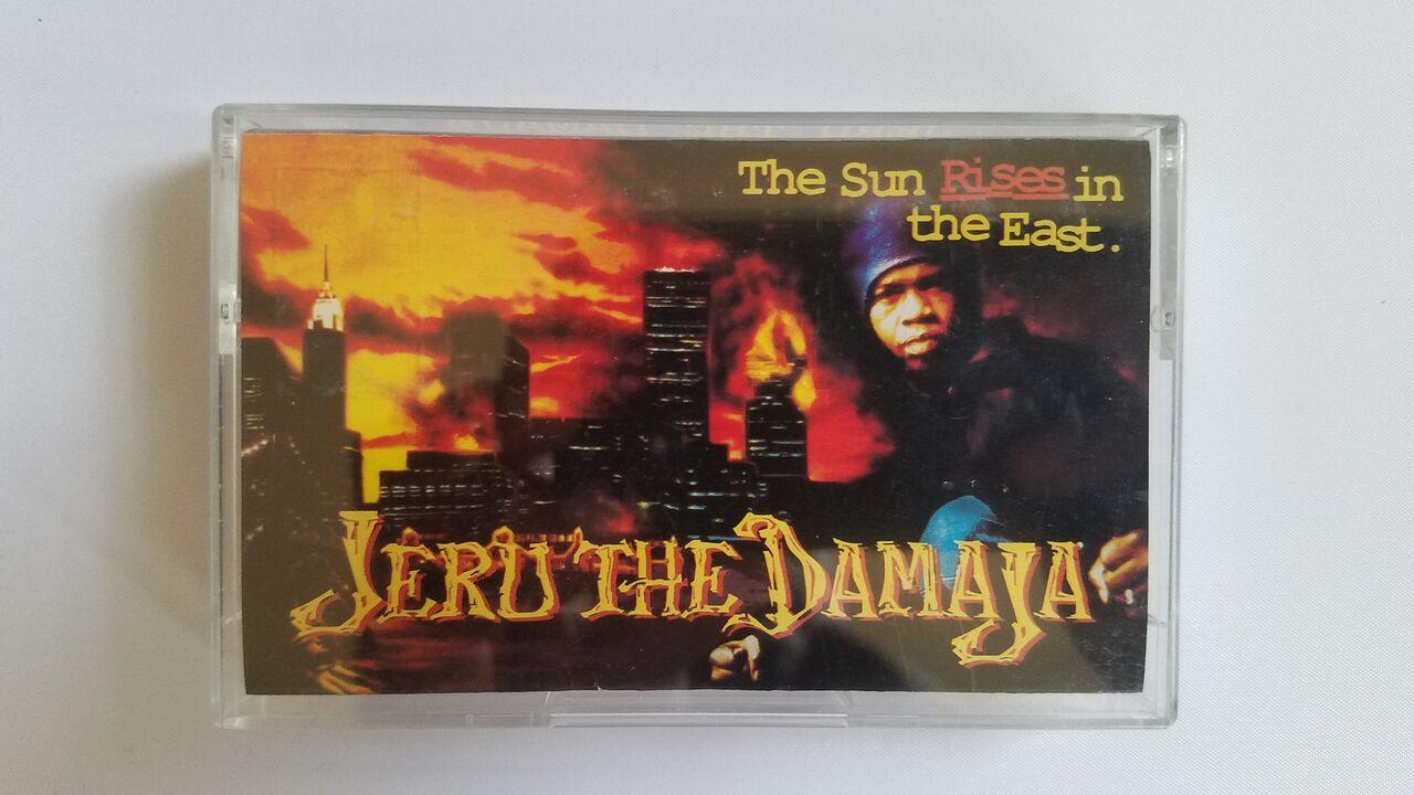 Jeru The Damaja The Sun Rises In The East Cassette