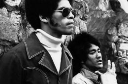 Jim Kelly Bruce Lee Enter The Dragon