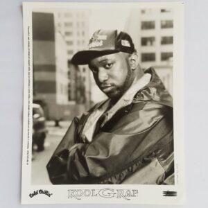 Kool G Rap Press Photo