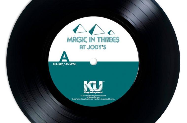 Magic In Threes At Jody's
