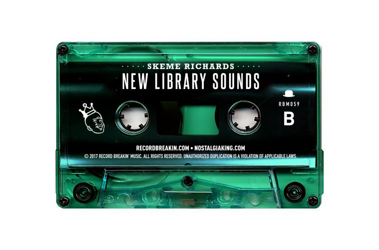 Nostalgia-King-New-Library-Sounds-Tape-Image