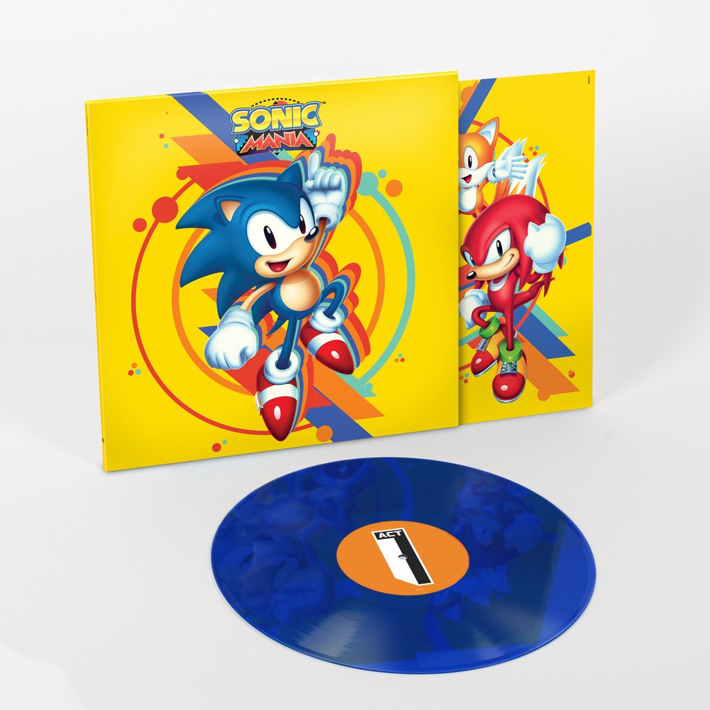 Sonic Mania full