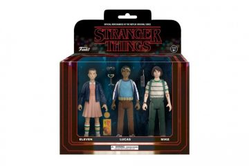 Stranger Things Figures 3
