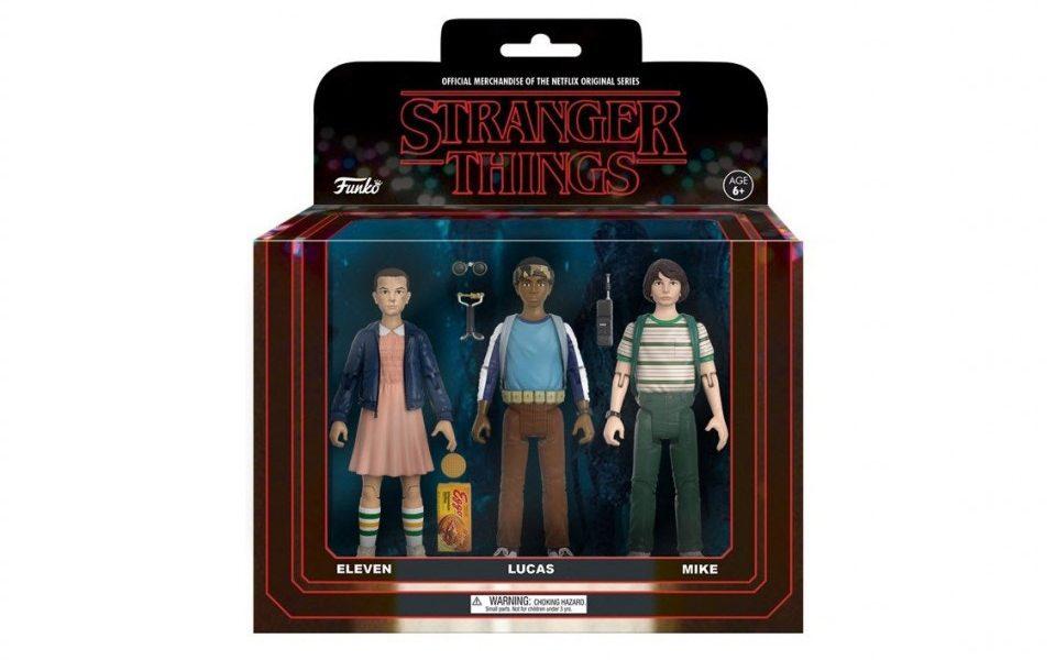 Stranger Things Figures 3