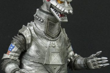 X Plus Mechagodzilla