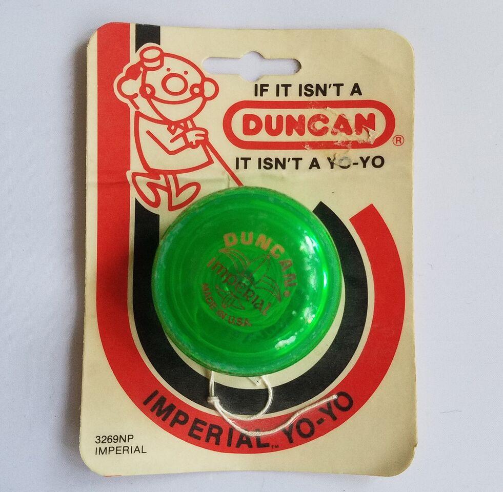vintage duncan yo yo