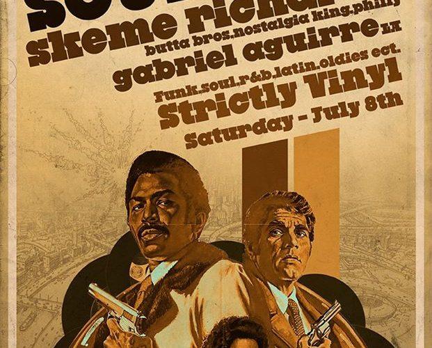 Skeme Richards At Alamo City Soul Club Nostalgia King
