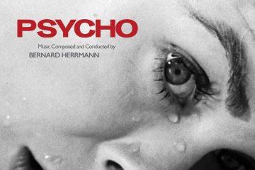 Bernard Herrmann Psycho 45 front