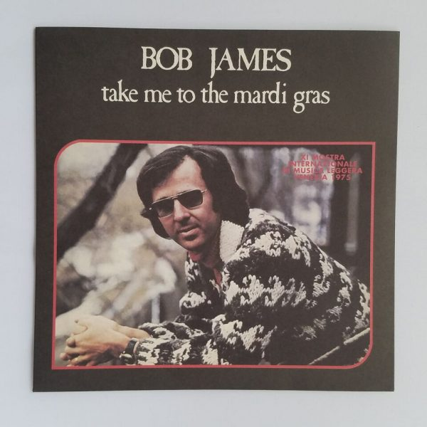 Bob James Tame Me To Mardi Gras