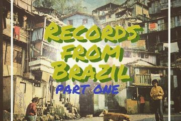 DJ Luacheia records from brazil