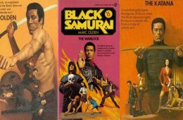 Marc Olden Black Samurai