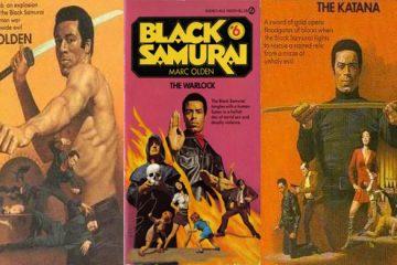 Marc Olden Black Samurai