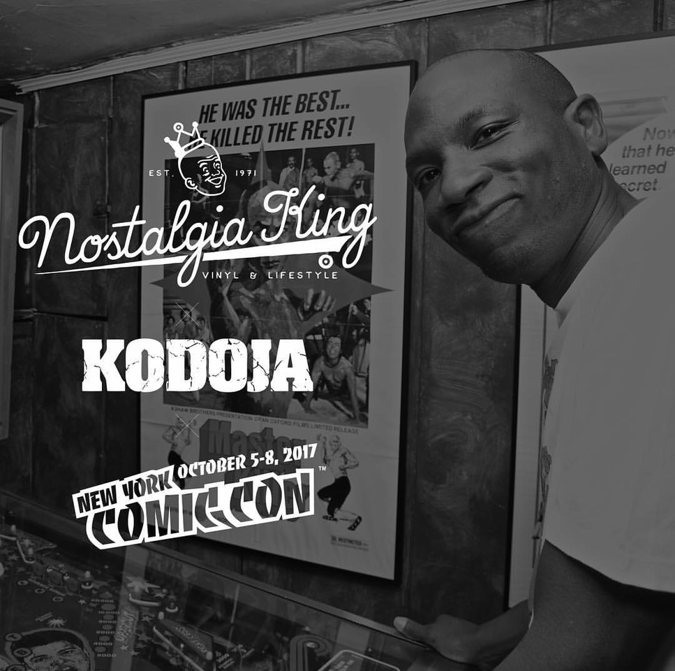 Skeme Richards NYCC Kodoja