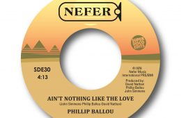 Philip Ballou Aint Nothing Like The Love