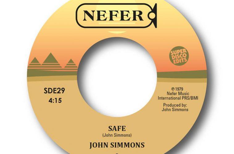 John Simmons Safe