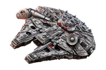 Lego Millenium Falcom