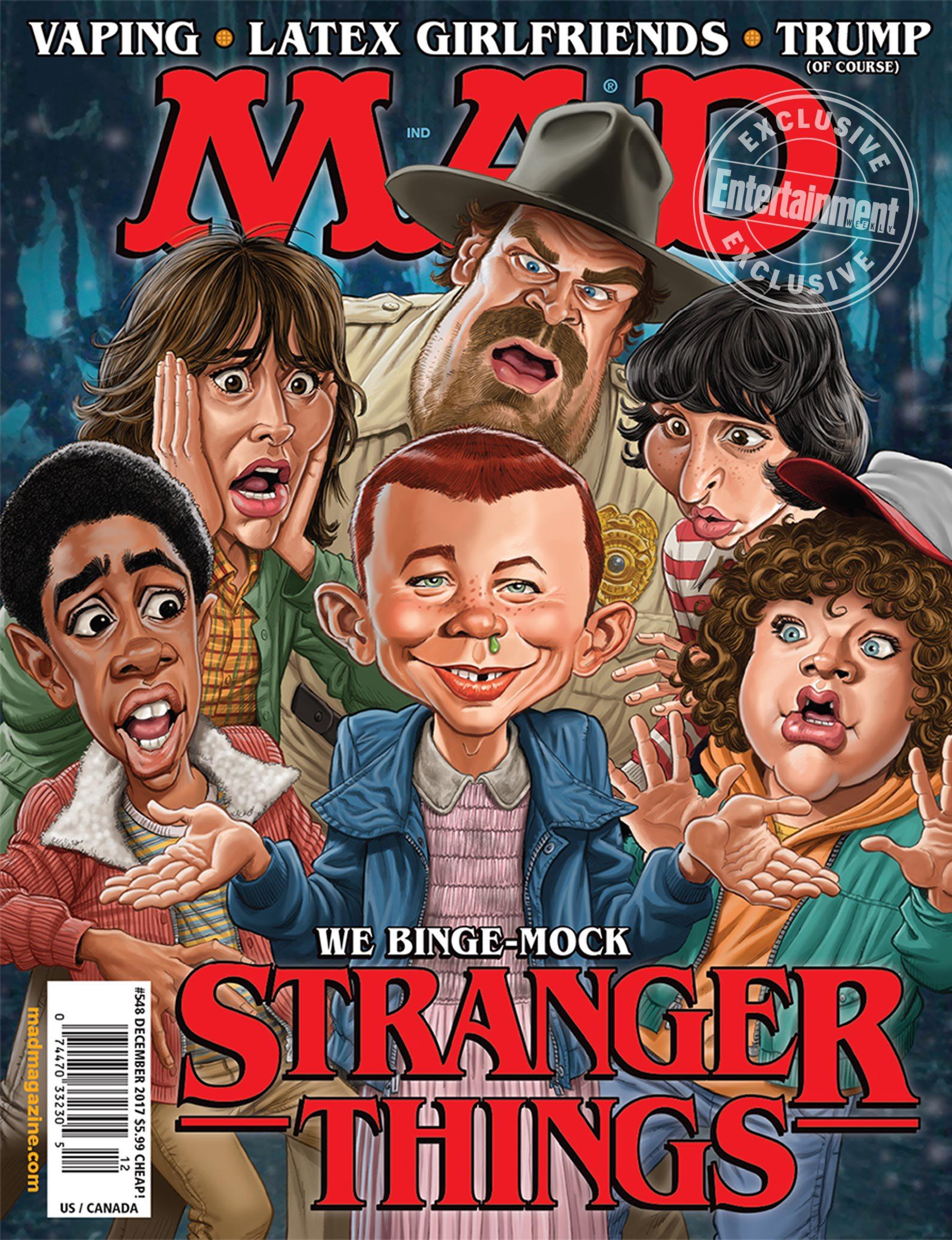 Mad Stranger Things