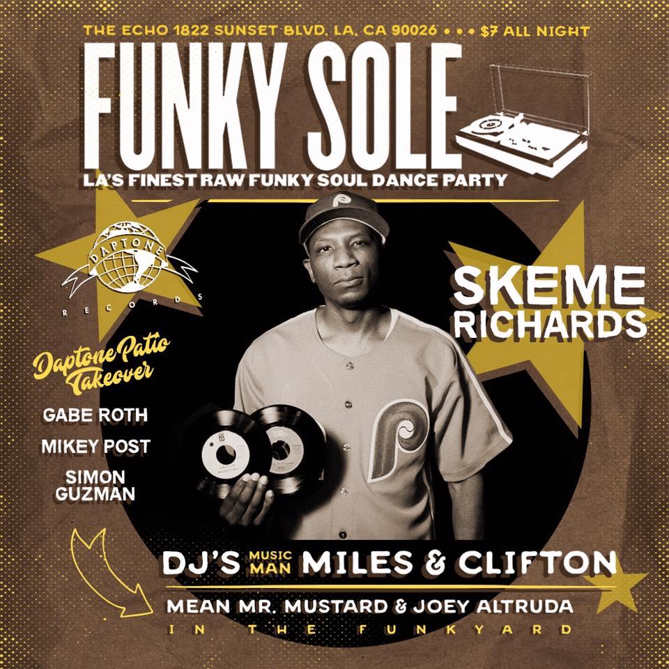 Funky Sole Skeme Richards