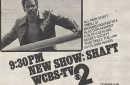 Shaft 1973 TV Ad