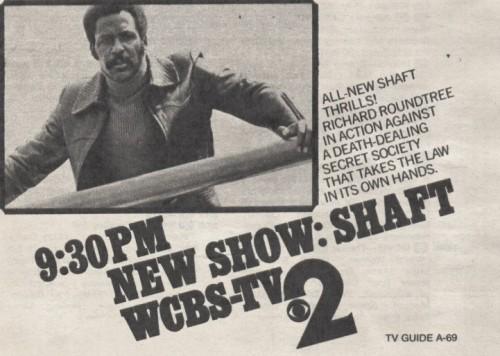 Shaft 1973 TV Ad