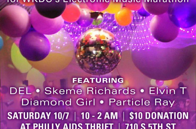 WKDU Electronic Music Marathon