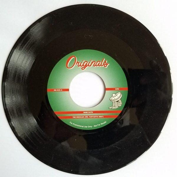 Originals 45 Babe Ruth Organized Konfusion