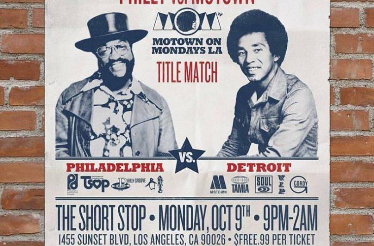 MoM Phily Motown