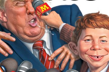 Mad Magazine Trump