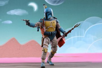Boba Fett Hot Toys