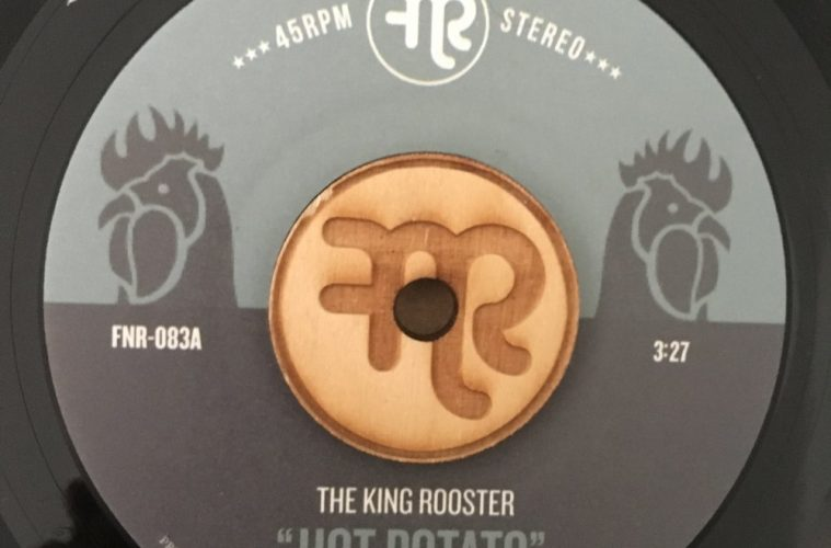 The King Rooster Hot Potato